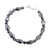6*11 mm Fancy Shape Black Diamond Bracelet 7.25 Inches
