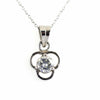 1.70 Ct Certified Elegant Off-White Diamond Solitaire Pendant