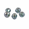 Blue Diamond Drilled Bead 12.10 Ct 7 MM -AAA Quality-Earth Mined