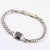 3.08 Ct, AAA Quality, Conflict Free, Black Diamond Bracelet - ZeeDiamonds