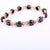 AAA 12.8 Cts Certified Black Diamond Bracelet, Men's Jewelry, Men's Bracelet - ZeeDiamonds