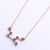 0.70 Ct Black Diamond,Virgo Necklace,Zodiac Necklace, Zodiac Signs,Birthday Gift - ZeeDiamonds