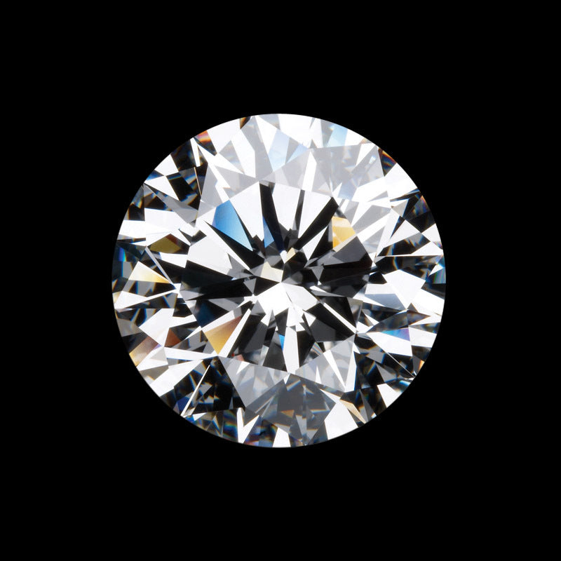 0.10 carat White Diamond Solitaire. VS1;H-I. Certified. - ZeeDiamonds