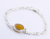 5-8 Carats Yellow Sapphire Gemstone Astrological Bracelet for Education - ZeeDiamonds