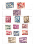 COLLECTION of CLASSIC Stamps of IRAQ in Small Stock Book