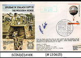 POLAND - 1983 THE WOODEN HORSE / ROYAL AIR FORCE ESCAPING SOCIETY SPECIAL COVER