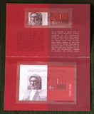 AUSTRALIA - 2003 HIGH COURT CENTENARY - FOLDER ( 2-STAMPS AND 1-M/S MNH)