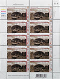 THAILAND - 2016 CENTENARY OF BANGKOK RAILWAY STATION set of 4 SHEETLETS MNH