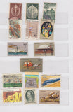 COLLECTION of AUSTRALIA Stamps in Small Stock Book (134 USED STAMPS)
