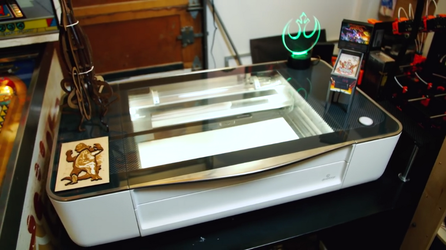Glowforge, Tested