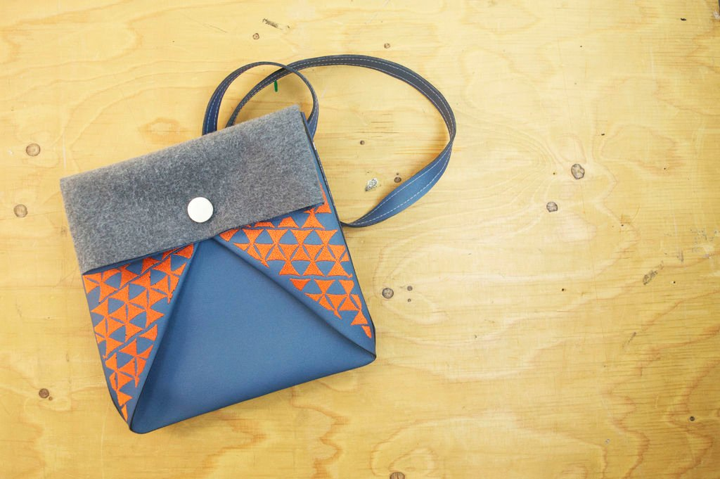 Origami Bag Instructable by EmmieKnoester