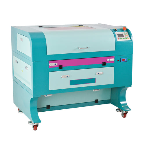 GL460 80W CO2 Laser Cutter