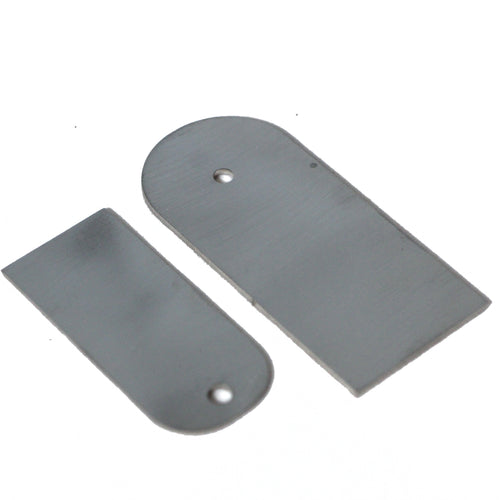 Flat Bar Mirror/Lens Removal Tool 20mm & 25mm Pair