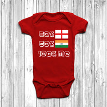 50% English 50% Indian Baby Grow - DizzyKitten
