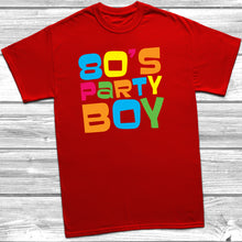 80s Party Boy T-Shirt - DizzyKitten