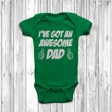 I've Got An Awesome Dad Baby Grow - DizzyKitten