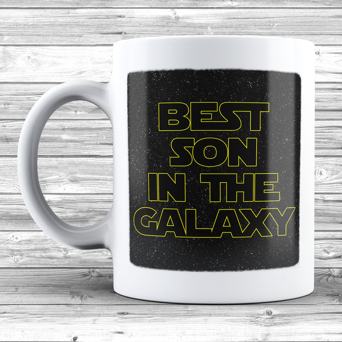 Best Son In The Galaxy Mug