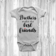 Brothers Make The Best Friends Baby Grow