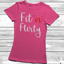 Fit 'n' Flirty T-Shirt - DizzyKitten