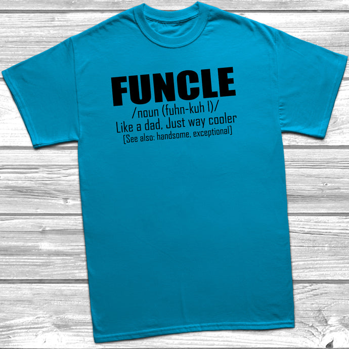 Funcle - Fun Uncle T-Shirt