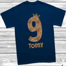 Glitter Nine Today T-Shirt
