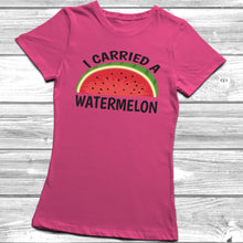 I Carried A Watermelon T-Shirt