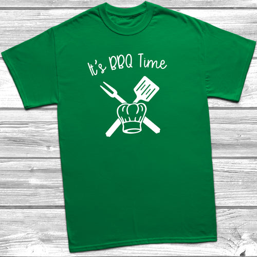 It's BBQ Time T-Shirt