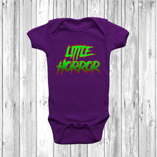 Little Horror Baby Grow - DizzyKitten