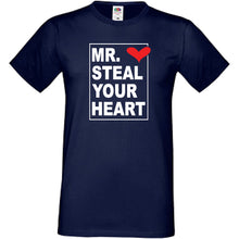 Mr. Steal Your Heart T-Shirt - DizzyKitten