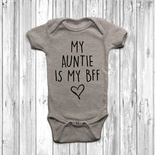 My Auntie Is My BFF Baby Grow - DizzyKitten