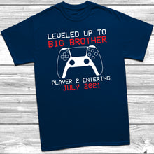 PS Leveled Up To Big Brother T-Shirt