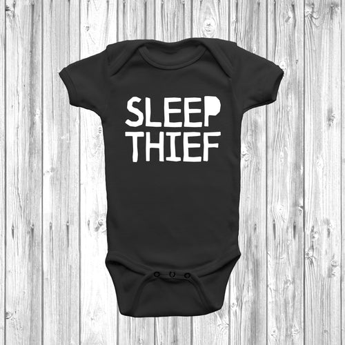 Sleep Thief Baby Grow - DizzyKitten