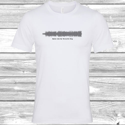 Personalised Soundwave T-Shirt - DizzyKitten