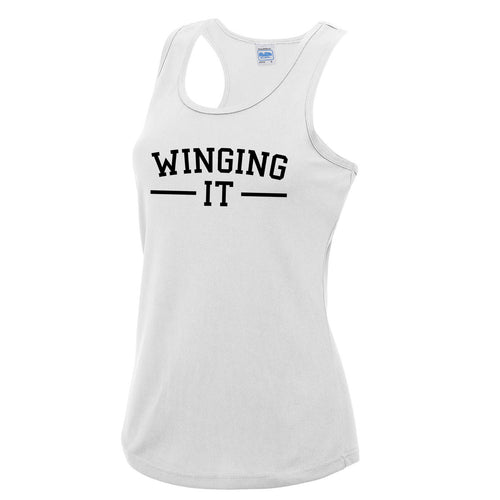 Winging It Girlie Cool Vest - DizzyKitten