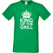King Of The Grill T-Shirt - DizzyKitten