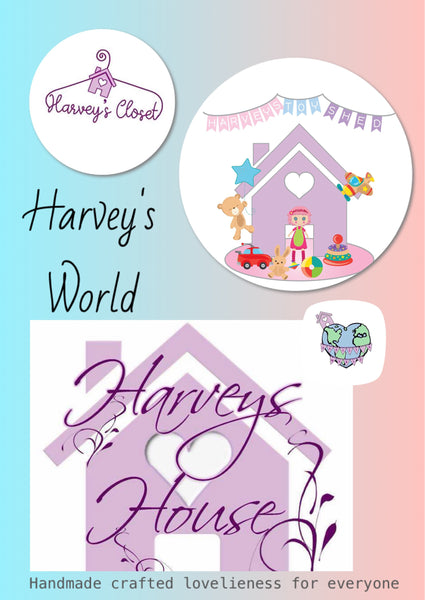 Welcome to Harvey's World