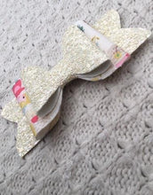 Goldilocks Glitter Bow - Harveyshouse