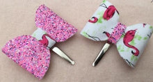 Handmade Pink Flamingo Bows - HarveysCloset