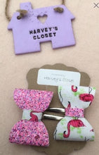 Flamingo Mini Clips - Harvey's Closet