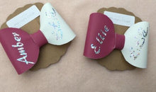 Personalised Bows HarveysCloset