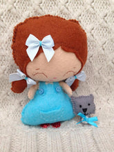 Dorothy & Toto Collectable Doll - Harveyshouse handmade crafts
