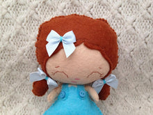 Dorothy Doll - Harveyshouse handmade crafts