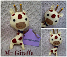 Mr Giraffe - Harveyshouse