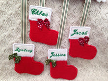 Personalised Christmas Plaque  - Harveyshouse handmade crafts