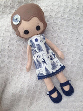 Handmade Collectable Doll - Harveyshouse handmade crafts