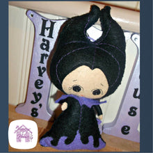 Maleficent Collectable -Harveyshouse handmade crafts
