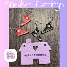 Sneaker FSL Earrings