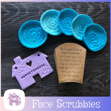 Blue Face Scrubbies - Harveyshouse