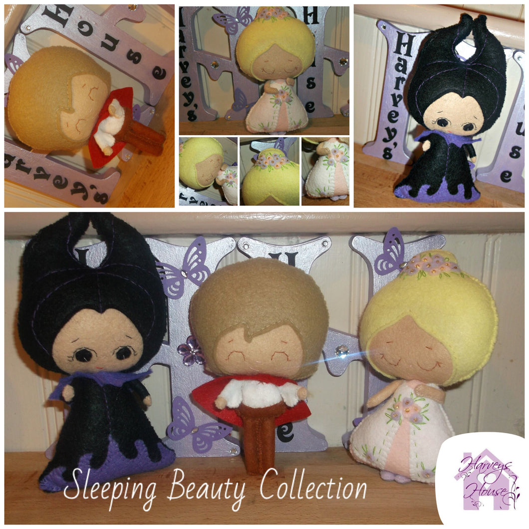 Sleeping Beauty Collection - Harveyshouse