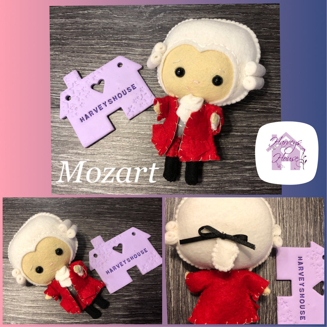 Mozart - Harveyshouse